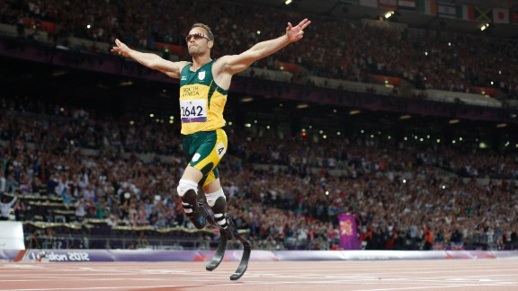 A few years ago, Pistorius was racing to gold in the final event of the London 2012 Paralympic Games in the T44 400 meters event. The amputee had become the most recognizable Paralympian of all time, while also making Olympic history.