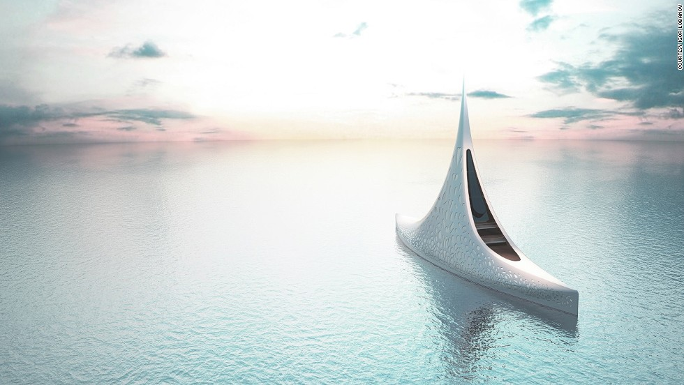 "<strong>STAR, designed by Igor Lobanov, in collaboration with James Roy of naval architecture company BMT Nigel Gee and Alex Malybaev of branding agency FIRMA.</strong><br /><br />This superyacht would accommodate 36 overnight guests and feature a helicopter landing pad.<br /><br />""Each superyacht owner is different -- some like to be very involved in the creative process and help sculpt their dream boat in every detail. While others give a loose brief and leave the designer to it,"" explained Lobanov.<br /><br />""Ultimately, owners tend to be money-rich and time-poor, so the final vessel should provide a haven for them to escape."""