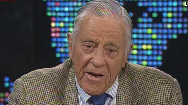 2006: Ben Bradlee on 'Deep Throat'
