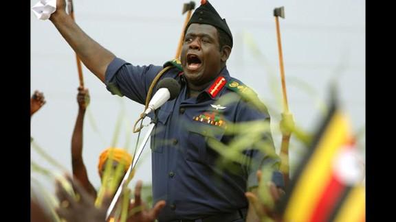 Forest Whitaker brings to life Ugandan dictator Idi Amin
