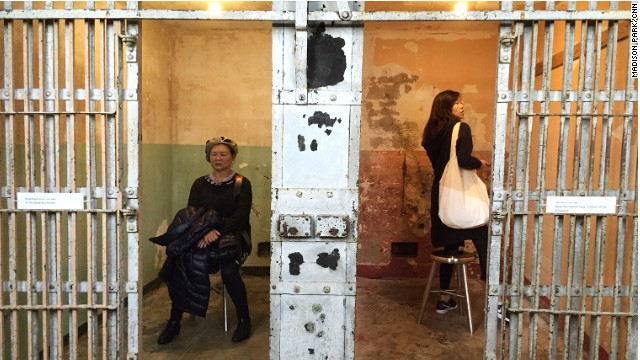 On Alcatraz Ai Weiwei Raises A Voice On Dissent Cnn