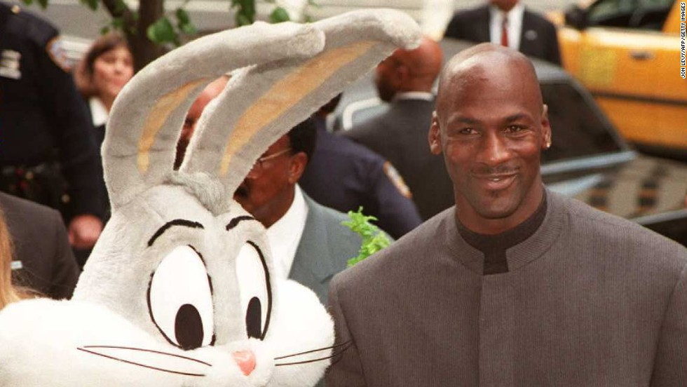 Oscar didn't come calling for former basketball player Michael Jordan when he starred alongside Bugs Bunny in Space Jam.