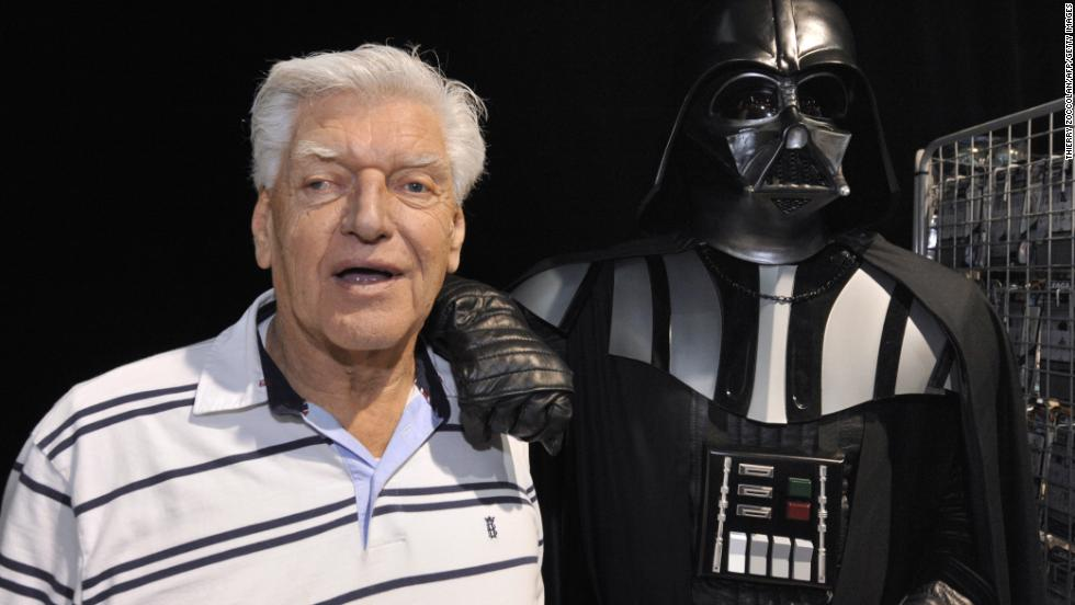 English actor David Prowse may have not voiced Darth Vadar but acted the part. He was also a former British boxing champion.