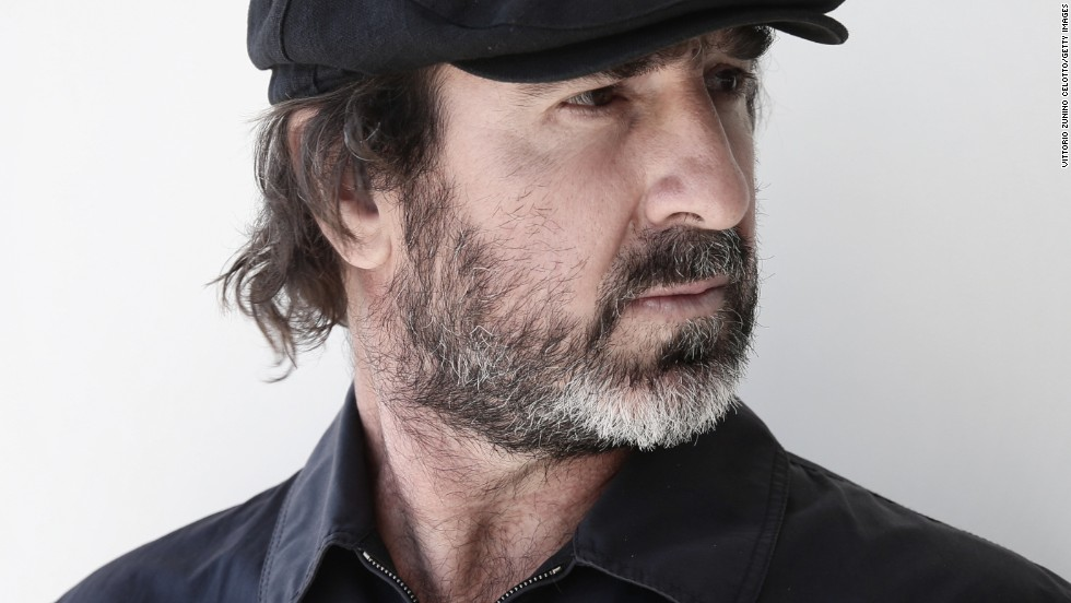 Like Leboeuf, Eric Cantona turned to action after his playing days, with roles in Elizabeth and Looking for Eric.