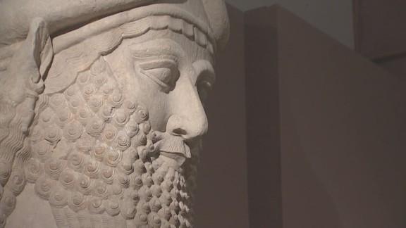 pkg wedeman iraq historical artifacts threat isis_00023927.jpg