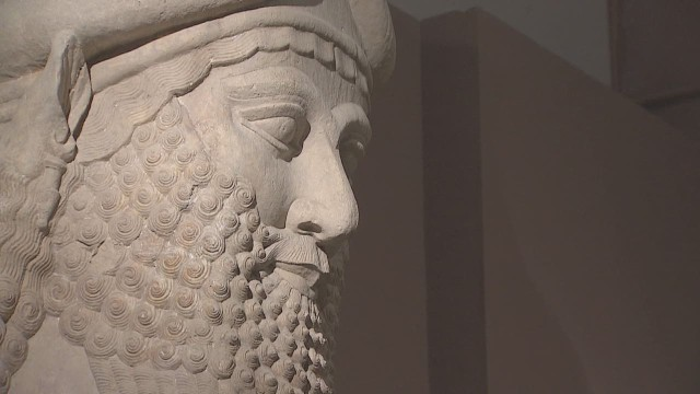 ISIS targets historic artifacts