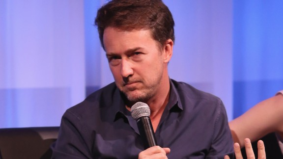 The Boston-born, Maryland-raised Edward Norton spent some time in Japan after graduating from Yale. He worked for a foundation created by his grandfather, real-estate developer James Rouse. He says his Japanese is rusty but he can still speak it.