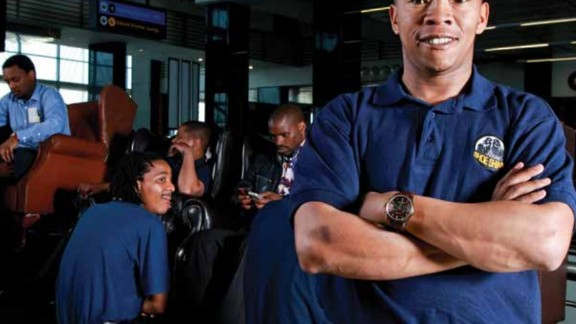 Mgayiya acknowledges his company needed the support of the South African airports to thrive. He says the government should monitor large businesses who support smaller businesses, and reward them.