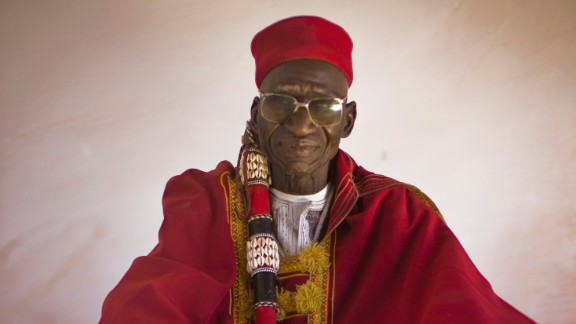 "Weidinger found that one thing that seems to distinguish African monarchs from royals across the globe is a keen religious focus  ""Their power is in spirituality and this makes (African monarchs) so unique,"" he says.  El-Hajj Naaba Kiiba, Ouahigouya, Burkina Faso"