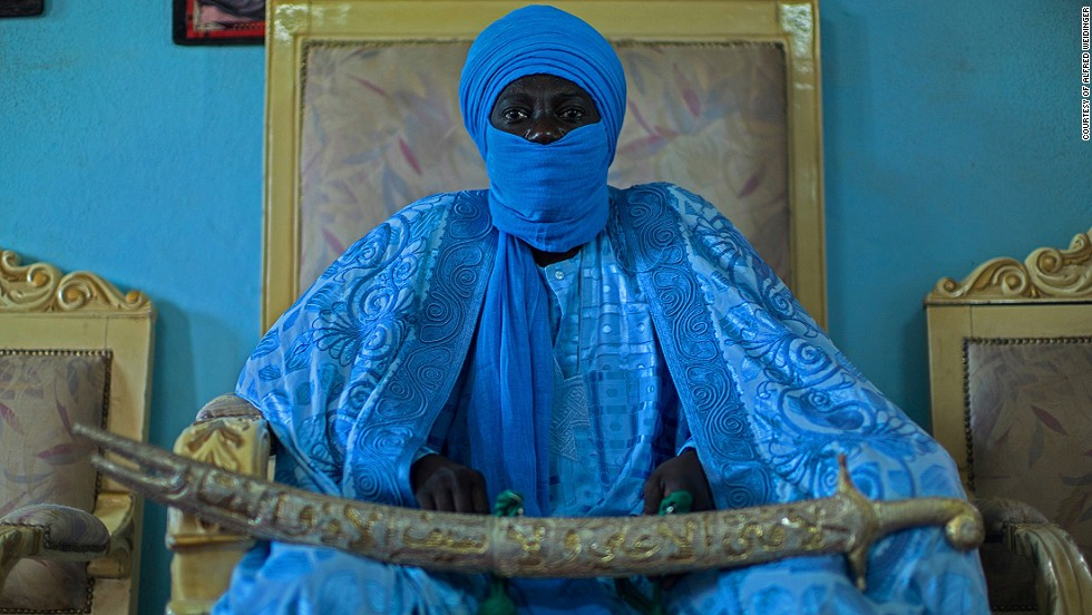 "Vienna-based photographer and art historian Alfred Weidinger has spent the past five years capturing the splendor of Africa's monarchies and tribal leaders for his photographic project, <a href=""https://www.flickr.com/photos/a-weidinger/sets/72157629895167757/"" target=""_blank"">The Last Kings of Africa</a>.<br /><em><br /> Bakary Yerima Bouba Alioum, Lamido of Maroua, Cameroon</em>"