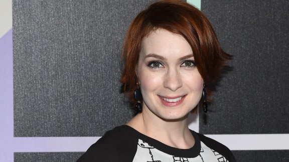 "Actress Felicia Day has appeared in TV shows ""Eureka"" and ""Supernatural,"" among other roles."