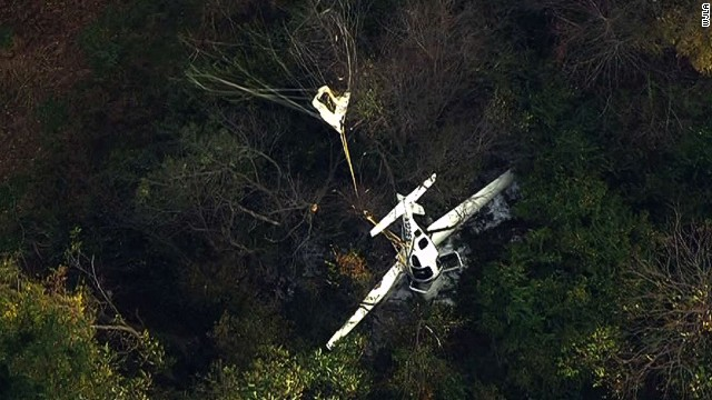 Mid-air collision kills 3 in Maryland