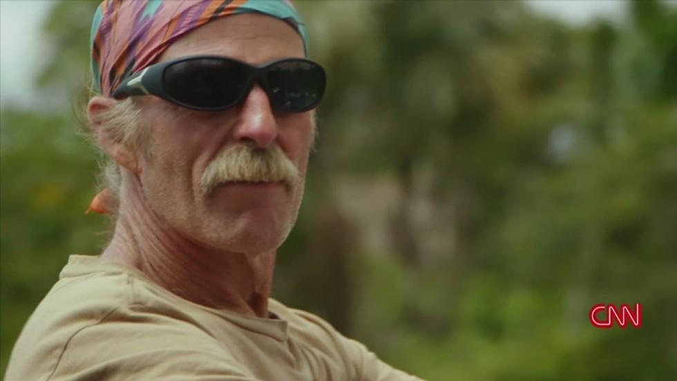 Meet the 'gringo' shaman