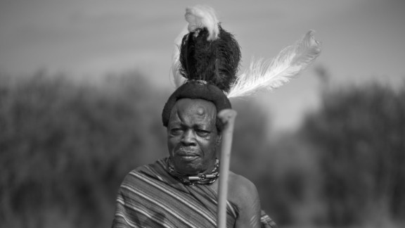 Tribes and kingdoms vary too in their relationship with the local government. The Jie, for instance, often clash with the ruling Ugandan government, who aren't always sympathetic to their nomadic traditions.   Lochoro Samuel, Karamoja, Uganda