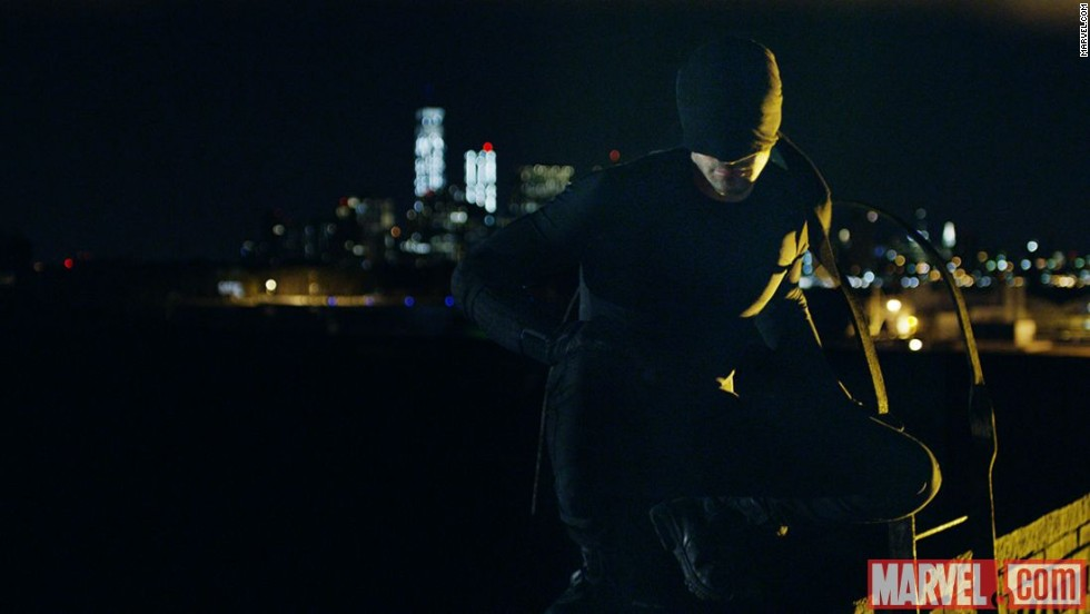 "Marvel is giving ""Daredevil"" a shot on Netflix in 2015, and we can already tell this won't be like the 2003 Ben Affleck movie. Charlie Cox will play the ""Man Without Fear."""