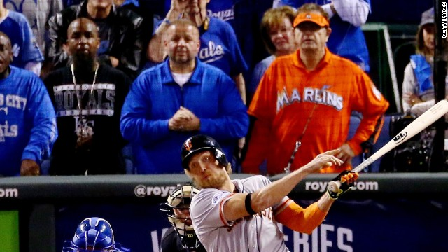 2876c37e19b Marlins Man s Florida orange spices up the World Series - CNN
