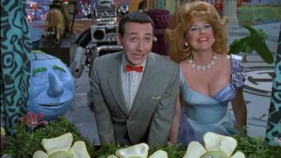 Globey, Conky, Pee-wee and Miss Yvonne (Lynne Marie Stewart).