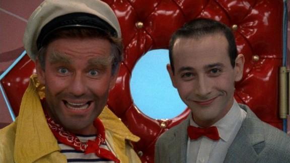 The late, great Phil Hartman as Captain Carl.