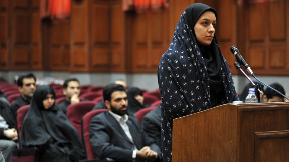 The United Nations and the United States had expressed concerns over the fairness of Reyhaneh Jabbari