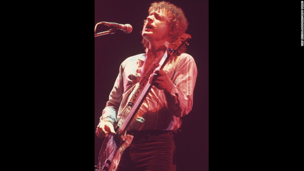 "<a href=""http://www.cnn.com/2014/10/25/showbiz/cream-jack-bruce-bass/index.html"">Jack Bruce</a>, bassist for the legendary 1960s rock band Cream, died October 25 at age 71."