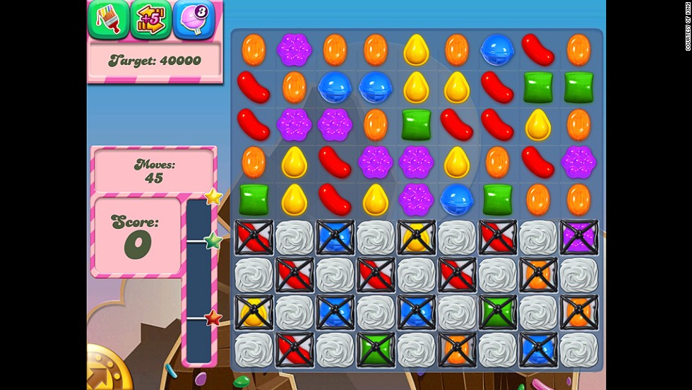 Users spent over $790 million on virtual items whilst playing Candy Crush Saga and that's only in the first half of 2014 - that says it all, right?