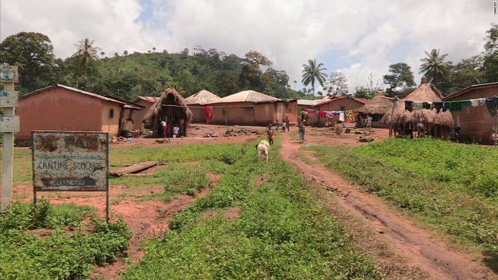 Ebola's ground zero still struggling