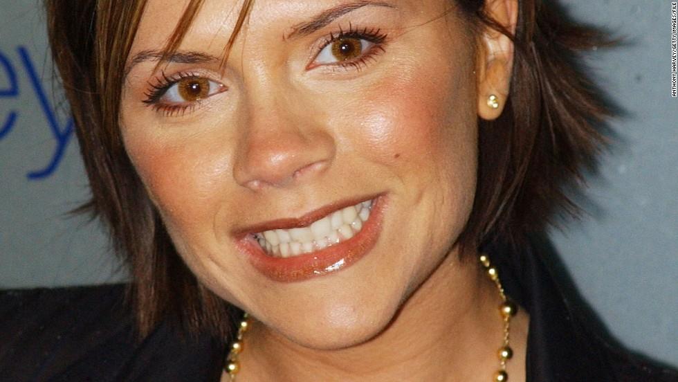 Victoria Beckham: From... Victoria Beckham Smile