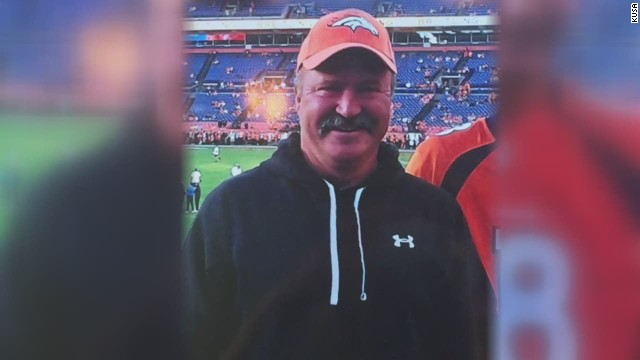 Denver Broncos fan disappears during game