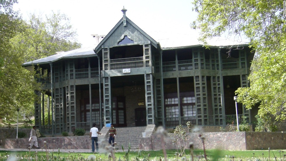 "This 121-year-old wooden building, humble but elegant, was home to the nation's first governor general Muhammed Ali Jinnah for the last phase of his life. The residency <a href=""http://edition.cnn.com/2013/06/15/world/asia/pakistan-founder-home-attacked/index.html?hpt=hp_t2"">was attacked with rocket fire by a separatist group in 2013</a>, and almost completely demolished. A new structure is being built on the site."
