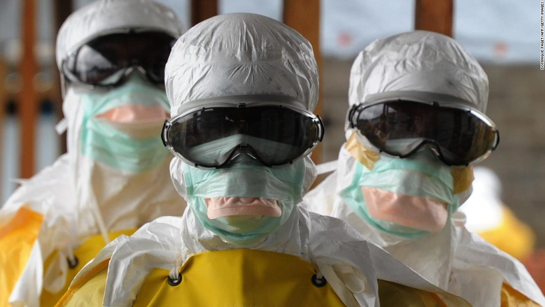 Medecins Sans Frontieres (Doctors without Borders) workers in Monrovia, Liberia, during the Ebola crisis in 2014. The outbreak raised questions about our ability to handle the spread of deadly diseases. Eradicating diseases entirely is a tougher task. <br /><br /><strong><em>Scroll through to discover more about ten diseases you thought were gone.</em></strong>