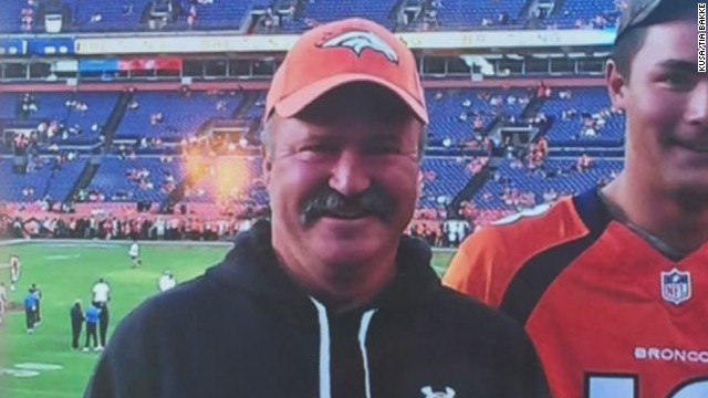 Denver man disappears at Broncos game