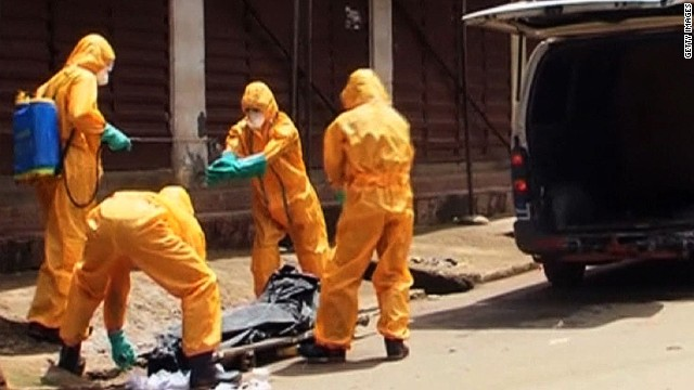 'Safe burials' preventing spread of Ebola