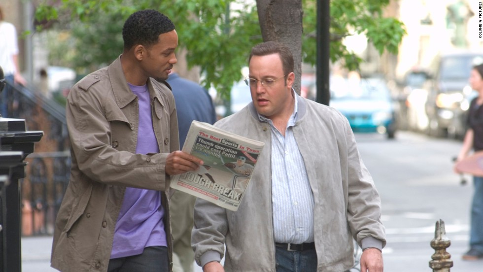 "<strong>""Hitch""</strong>: Will Smith and Kevin James star in this rom-com about a ""date doctor"" who helps others but can't seem to use the same methods to land a gossip columnist he falls for. <strong>(Amazon Prime) </strong>"