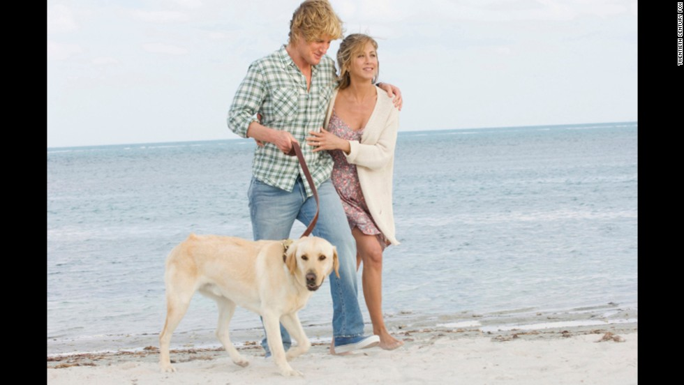 "<strong>""Marley & Me""</strong>: Once upon a time, ""Marley & Me"" was just a book about a guy and his frustrating but beloved dog. Then it was turned into a 2008 movie with Jennifer Aniston and Owen Wilson. And now, <a href=""http://insidetv.ew.com/2014/10/17/nbc-marley-me-tv-series/"" target=""_blank"">over on NBC</a>, a sequel to that movie could become the network's newest comedy."