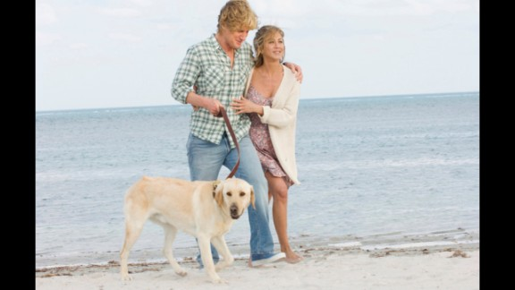 """""""Marley & Me"""": Once upon a time, """"Marley & Me"""" was just a book about a guy and his frustrating but beloved dog. Then it was turned into a 2008 movie with Jennifer Aniston and Owen Wilson. And now, over on NBC, a sequel to that movie could become the network's newest comedy."""