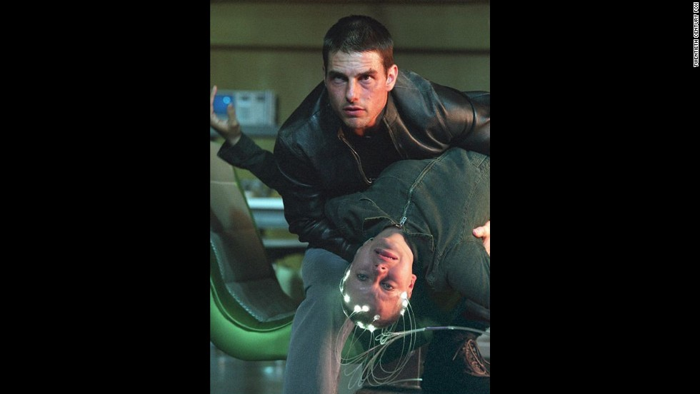 """Minority Report"" Director Steven Spielberg is ""a master filmmaker at the top of his form, working with a star, Tom Cruise, who generates complex human feelings even while playing an action hero,"" Ebert wrote. ""... <a href=""http://www.rogerebert.com/reviews/minority-report-2002"" target=""_blank"">This film is such a virtuoso high-wire act, daring so much, achieving it with such grace and skill.</a> 'Minority Report' reminds us why we go to the movies in the first place."""