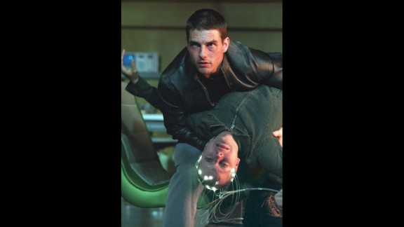 """""""Minority Report"""": The sci-fi thriller """"Minority Report"""" that you remember from 2002 starred Tom Cruise as a police officer whose unit arrests people before they commit crimes. But the TV series in the works at Fox is being developed as a reboot with a female lead."""