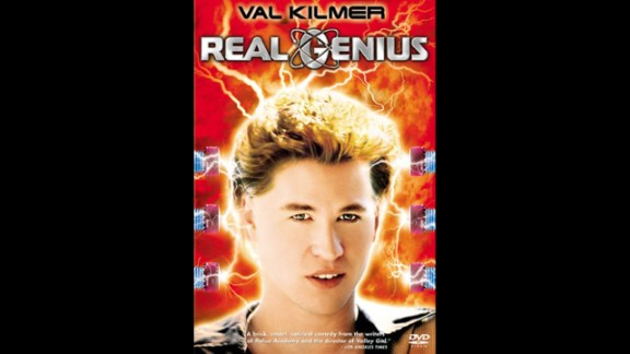"""""""Real Genius"""": We can't say how """"genius"""" it is that NBC is trying to revive this beloved Val Kilmer comedy from 1985, but given the success of """"The Big Bang Theory"""" and """"Silicon Valley,"""" we're not surprised that they're giving it a try. It would be re-envisioned as a modern-day workplace comedy."""