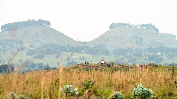 Goma is located just 20km from the border with Rwanda and is also close to the border with Uganda. The intersection of nations has caused instability in the area with different rebel factions fighting for control in the area.