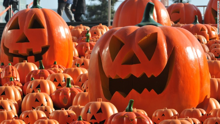 Halloween 2015 By The Numbers Cnn