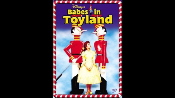 """Babes In Toyland"" (1961): This classic tale stars Annette Funicello as Mary Contrary, who along with her fiancé, Tom Piper, (Tommy Sands), is abducted by a pair of goons. (Netflix)"