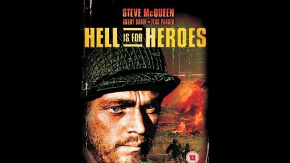 """Hell is for Heroes"" (1962):  Bobby Darin, Bob Newhart and James Coburn join Steve McQueen in this war film about a ruse to defeat the Nazis. (Netflix)"
