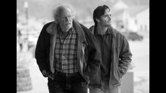 """Nebraska"" (2013): A cantankerous old man and his son take a road trip to claim the prize when  thinks he's won a magazine sweepstakes in this film starring Bruce Dern and Will Forte. (Netflix)"