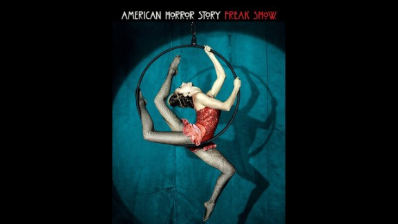 """American Horror Story Seasons 1-2"": Why let the spooky feelings of Halloween go when you can watch this FX series? (Hulu)"