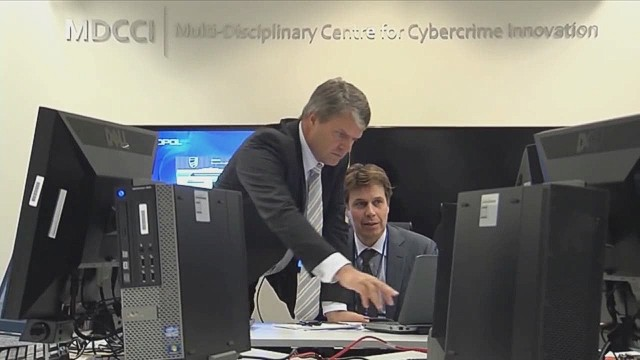 Law enforcement's cybercrime challenge