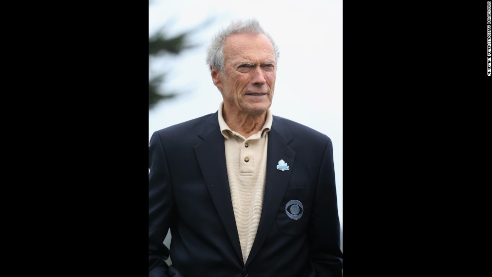 "Clint Eastwood <a href=""http://espn.go.com/golf/story/_/id/10418825/clint-eastwood-saves-tournament-director-choking"" target=""_blank"">hopped to the rescue</a> of Steve John, director of the AT&T Pebble Beach National Pro-Am golf event, after John began choking on a piece of cheese at a charity dinner in California in February 2014."