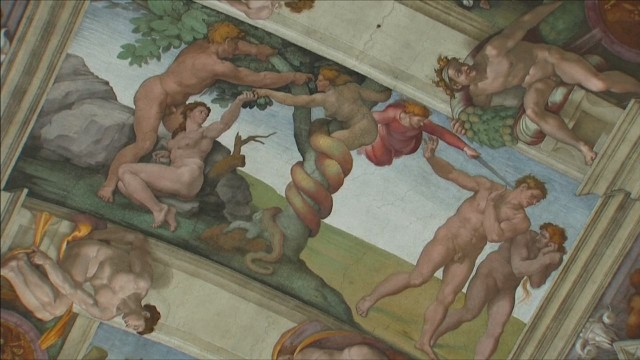 Shedding new light on the Sistine Chapel