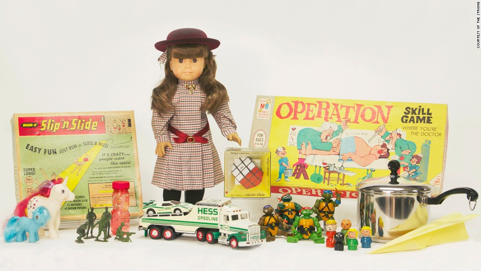 The National Toy Hall of Fame added three new toys to its collection in 2014. Click through the gallery to see the rest of 2014's finalists -- and the playthings that received top honors.