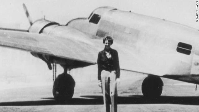 This clue may help solve Earhart mystery