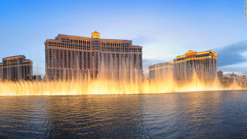 Man shot after he allegedly robbed the Bellagio and tried to steal a car in valet
